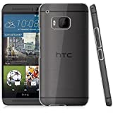 Armor Crystal Htc One M9 Case, Hard Case With Premium Clear Hard PC Case Cover Case Cover For Htc One M9