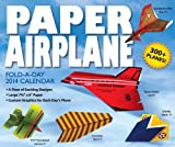 Paper Airplane Fold-a-Day 2014 Day-to-Day Calendar