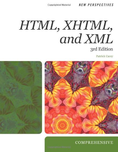 New Perspectives on HTML, XHTML, and XML (New...