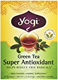 Green Tea Super Antioxidant, 16 Tea Bags, 1.12 (32 g)