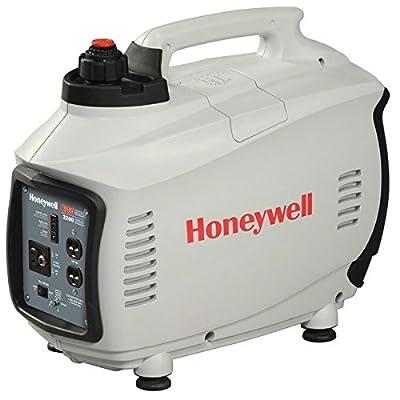Honeywell 2000-6066 2,000 Watt 126cc 4-Stroke OHV Portable Gas Powered Inverter Generator