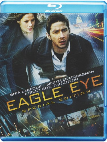 Eagle eye (special edition) [Blu-ray] [IT Import]