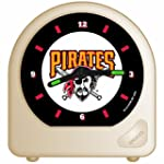 MLB Pittsburgh Pirates Alarm Clock