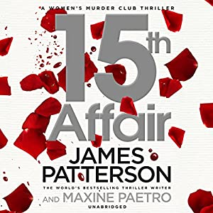 15th Affair Audiobook