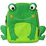 Skip Hop Zoo Lunchie Insulated Lunch Bag, Frog