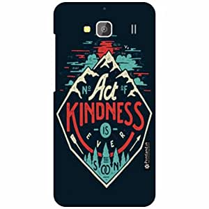 Redmi 2 Back Cover - Act Kindness Designer Cases