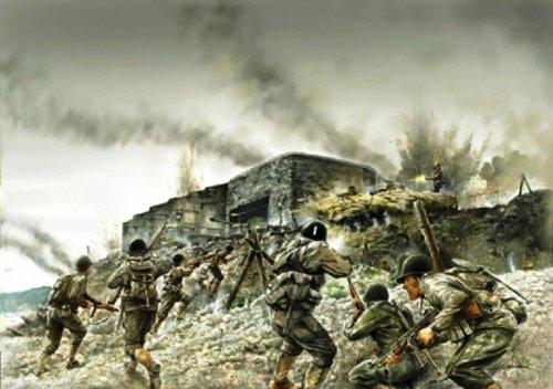 italeri-510006172-attacco-al-bunker-sul-litorale-scala-172