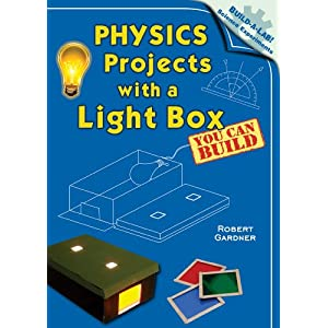 Physics projects with a light box you can build robert for Lightbox amazon