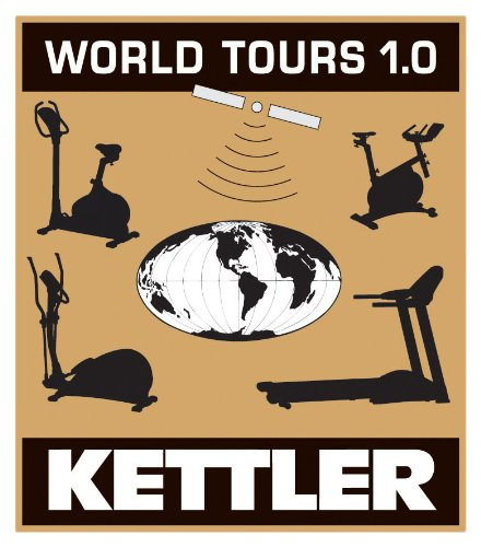 Kettler World Tours 1.0 Training Software
