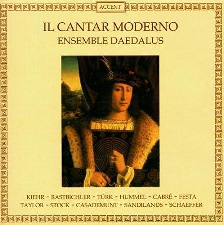 Les meilleures sorties en musique de la Renaissance - Page 2 518UFHKTFPL._SY450_