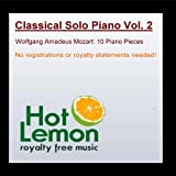 Classical Solo Piano Vol. 2
