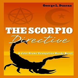 The Scorpio Directive Audiobook