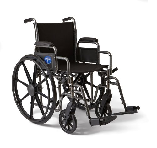 Medline K3 Basic Lightweight Wheelchairs, 18