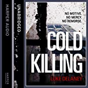 Cold Killing: DI Sean Corrigan, Book 1 (Unabridged) | Luke Delaney