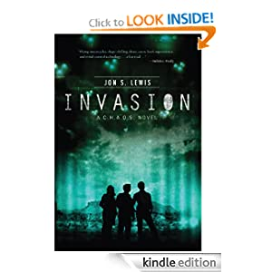 INVASION TPC (A C.H.A.O.S. Novel)