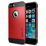 iPhone 6 ケース, Spigen® [ スリム+保護力+個性 ] iPhone 4.7 (2014) スリム アーマー The New iPhone アイフォン6 (国内正規品) (エレクトリック・レッド 【SGP10956】)