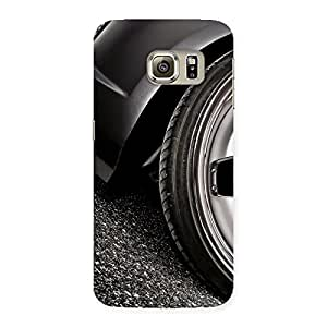 Cool Car Beautiful Back Case Cover for Samsung Galaxy S6 Edge Plus