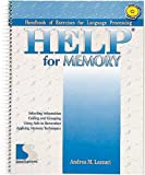 img - for Help for Memory: Handbook for Exercises for Language Processing (8 Thru Adult, 1) book / textbook / text book