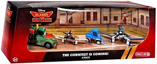 DISNEY PLANES FIRE & RESCUE THE CORNFEST IS COMING - 1