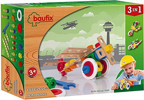 BAUFIX Flugzeug, 1 Stück