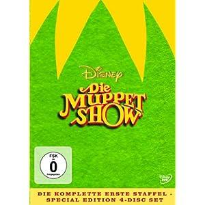 Die Muppet Show - Staffel 1 (Special Edition) [4 DVDs]