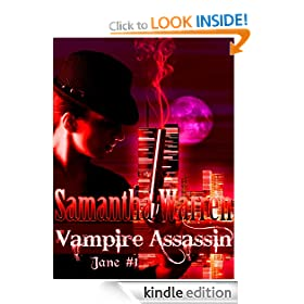 Vampire Assassin (Jane #1)