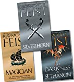 Raymond Feist Riftwar Saga 3 Books Collection