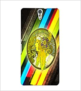 PrintDhaba Prince D-2970 Back Case Cover for SONY XPERIA C5 ULTRA (Multi-Coloured)