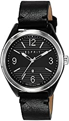 Esprit Analog Black Dial Mens Watch - ES108371004