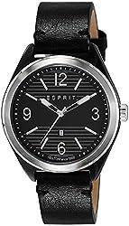 Esprit Analog Black Dial Mens Watch - ES108371004