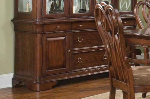 Cheap Legacy Classic Furniture Heritage Court Buffet (800-370C)