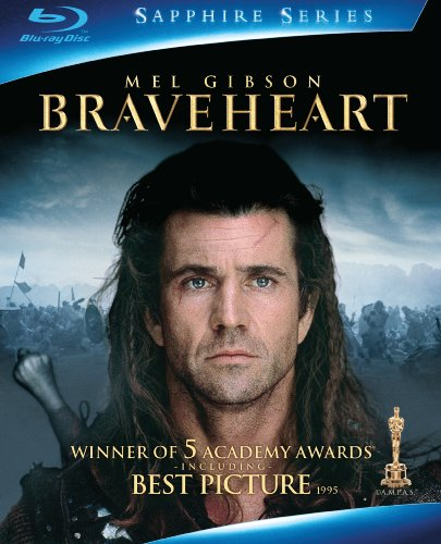 Cover art for  Braveheart (Sapphire Series) [Blu-ray]
