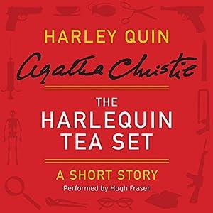The Harlequin Tea Set Audiobook