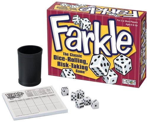 Farkle Classic Dice Game - 1