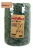 Boredom Breaker NATURALS Hay 'N' Hide Large ( Ideal for Rabbits, Guinea Pigs and Chinchillas..Rabbits, Guinea Pigs and Chinchillas..will love to hide in and chew this thick parchment roll coated in aromatic mountian-meadow hay! Features: Ideal for play a