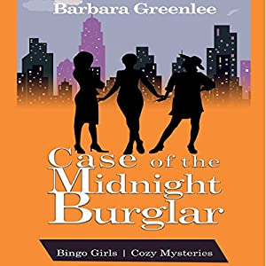 Case of the Midnight Burglar Audiobook