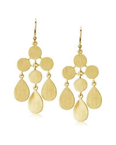 Eddera Georgina Gold Earrings As You See