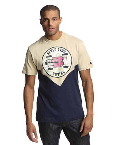 Billionaire Boys Club Men's Short Sleeve Nse Crew Neck T-Shirt