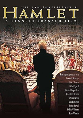 Amazon.com: Hamlet (1996): Kenneth Branagh, Julie Christie