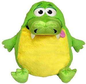 Giochi Preziosi 70321521 - Tummy Stuffers Plüschfr.Krokodil 32 cm