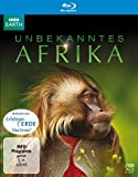 Unbekanntes Afrika [Blu-ray]