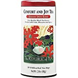 The Republic of Tea, Comfort & Joy Tea, 50-Count