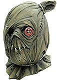 Máscara de Halloween Deluxe Zombie espantapájaros Harold
