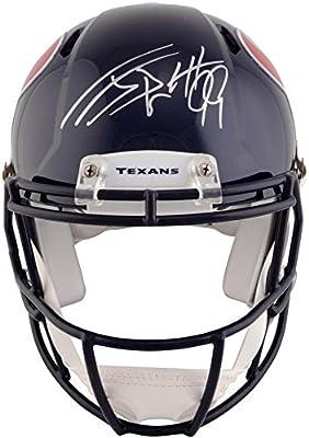 J.J. Watt Houston Texans Autographed Riddell Pro-Line Speed Authentic Helmet - Fanatics Authentic Certified