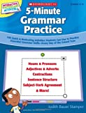 Interactive Whiteboard Activities on CD: 5-Minute Grammar Practice: 180 Quick & Motivating Activities Students Can Use to Practice Essential Grammar Skills-Every Day of the School Year (0545290562) by Stamper, Judith Bauer
