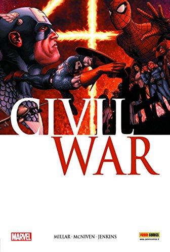 Civil war. Marvel Omnibus: 1