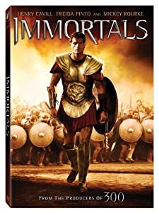NEW Immortals (DVD)