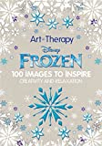 Art Therapy: Frozen: 100 Images to Inspire Creativity and Relaxation