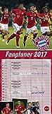 FC Bayern München Fanplaner - Kalender 2017