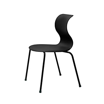 fl totto stuhl pro 6 vierbeingestell schwarz dc704. Black Bedroom Furniture Sets. Home Design Ideas